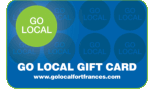 Go Local                                                                                                       Gift Card